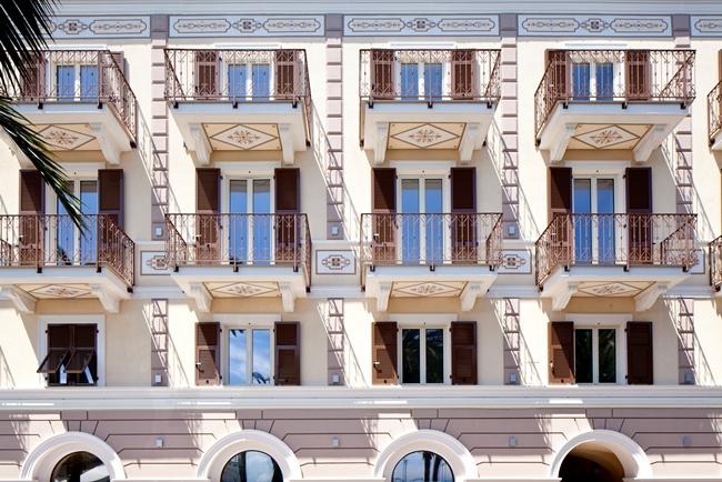 Sanpietro Hotel. finale Ligure. Italy