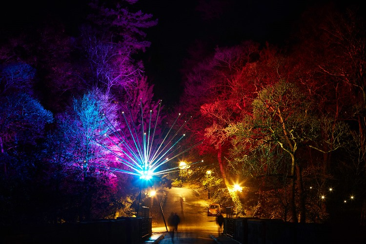 Part of Lumiere, the UK's largest light festival, produced by Artichoke in Durham, commissioned by Durham County Council from Thursday 11th to Sunday 15th November.