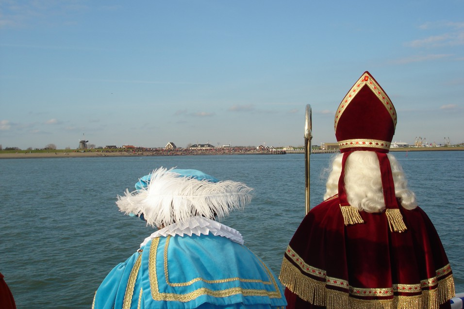 Sinterklaas is coming