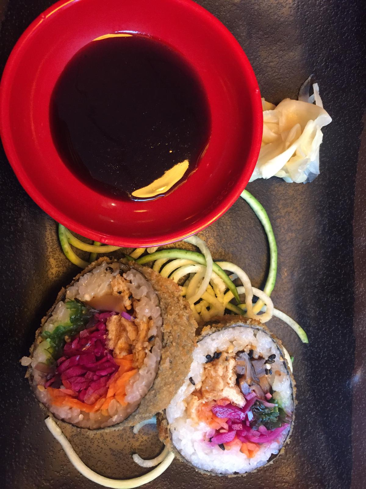 Kyodaina Poke & Sushi - wie wär's?